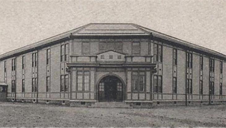 旧・鳥取高農