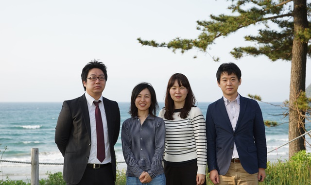 砂丘オフィス設立委員会代表メンバー