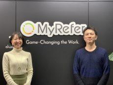 「リファラル採用」という新たなスタンダードを創ったMyReferのエンジニアが大切にしているものとは?